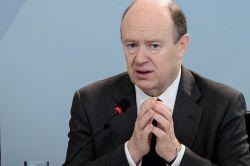 Deutsche-Bank-Chef Cryan: Größere Banken wären gut für Europa