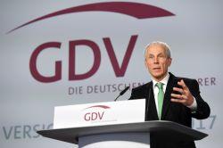 """GDV zieht Bilanz: """"Ein ausgesprochen zufriedenstellendes Jahr"""""""