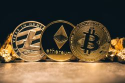 Kryptowährungen: Schwankende Coins an Gold binden
