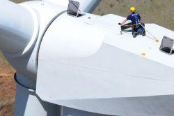 Zubau von Windrädern in Deutschland wächst weiter