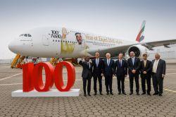 Emirates bekennt sich zum Airbus A380
