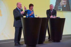 DKM 2016: Gysi und Röttgen debattieren über die Zukunft Deutschlands