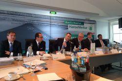 Altersvorsorge: Hanse Merkur tritt auf die Bremse