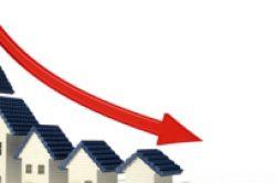 HPX-Hauspreisindex sinkt erneut