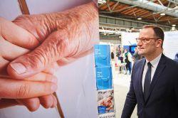 Spahn will mit ausländischen Pflegekräften Personalmangel begegnen