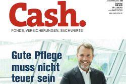 Ab heute im Handel: Die neue Cash. 06/2019!