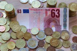 Rentenversicherung verzeichnet Run auf Rente mit 63