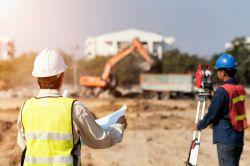 Baubranche im Aufwind: Volle Auftragsbücher und Rekordumsatz