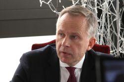 Trotz Korruptionsaffäre: Lettlands Zentralbankchef wieder im Amt