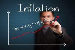 Inflationsraten driften in Industriestaaten auseinander