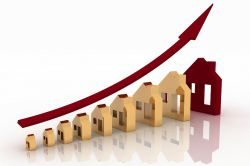 Preise für Häuser steigen stärker als für Wohnungen