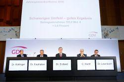 GDV-Präsident Erdland: Versicherer immer noch zu teuer