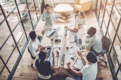 Co-Working: Trend setzt sich fort, hat aber Grenzen