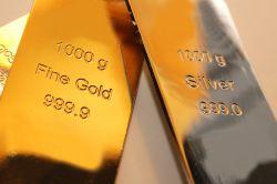 """Gold ist kein Krisenmetall"""