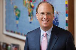 """Larry Fink: """"Die Welt braucht Ihre Führungsstärke"""""""