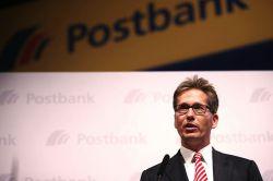Postbank-Chef Strauß zieht in Vorstand der Deutschen Bank ein