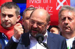 Schulz stellt SPD-Rentenkonzept vor