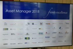 Branchentreff der Asset Manager: die funds excellence 2018