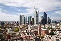 Cryan und Schäuble sehen Frankfurt als klaren Brexit-Gewinner