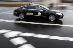 """Unfallrate mit autonomen Fahrzeugen """"inakzeptabel hoch"""""""