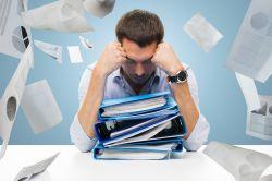DVAG: Arbeitsstress vermeiden und frühzeitig absichern