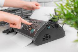 Kunden-Kommunikation: Fax verbreiteter als Social Media