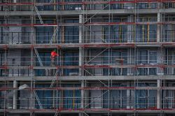 Umsatz in der Bauindustrie wächst weiter kräftig