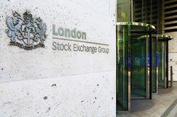 Londoner Börse schreibt rote Zahlen