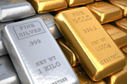 Verhältnis von Gold zu Silber erreicht 50-Jahres-Hoch