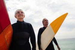 Deutsche Bevölkerung wird noch bis 2043 älter