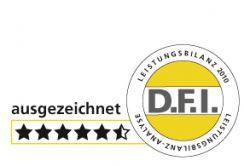 D.F.I. vergibt 5,5 Sterne für Leistungsbilanz der Immac-Gruppe