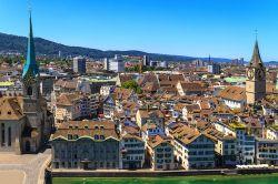 Hohe Preise für Schweizer Wohnimmobilien