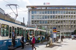 Überraschend guter Start für UBS