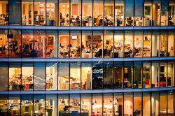 Engpässe auf etablierten Büromärkten