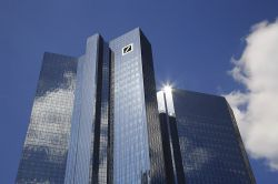 Durchsuchung bei der Deutschen Bank
