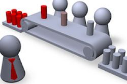 Studie: Banken betreuen Kunden wie am Fließband