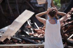 Feuerschäden: Welche Versicherung wann haftet