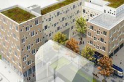 NGF-Fonds finanziert Hochschul-Erweiterungsbau