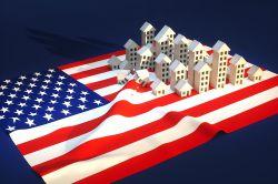 USA: Verkäufe bestehender Häuser überraschend weiter gesunken