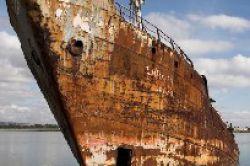 Schiffs-Verschrottung auf 13-Jahres-Hoch