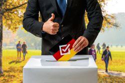 AfW-Vermittlerbarometer: Wie wählt die Branche?