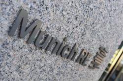 Munich Re sieht bisher keine hohen Belastungen durch Corona-Folgen