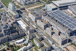 """Warburg-HIH Invest kauft """"Zebra"""" im Frankfurter Europaviertel"""