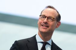 """Oliver Bäte, Allianz: """"Wollen die Führungsstrukturen immer effizienter machen"""""""