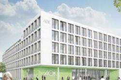 Hannover Leasing erwirbt Büroneubau in Essen als künftiges Fondsobjekt