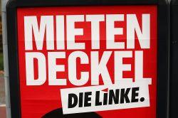 Sieben von zehn Deutschen finden Berliner Mietendeckel gut