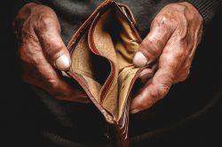 Rentenkasse mit 2,2 Milliarden Euro Minus