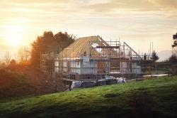 Deutsche Bank: Coronakrise drückt vorübergehend Immobilienpreise