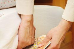 Studie: Jeder Dritte hortet Bargeld zuhause