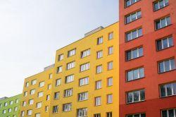Sozialwohnungen: Baugewerkschaft fordert sechs Milliarden Euro